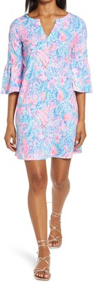 Lilly Pulitzer Tosha Print Shift Dress