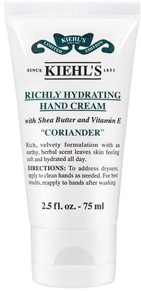 Kiehl's Coriander Scented Hand Cream