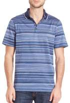 C&C California Pique Striped Polo