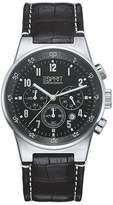 Esprit Men's ES000T31020 Leather Quartz Watch with Dial