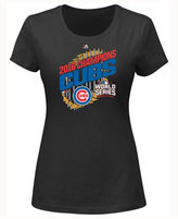 Majestic Women's Chicago Cubs Parade Champ T-Shirt