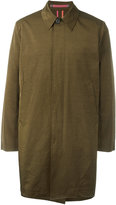 Paul Smith buttoned midi coat - men - Cotton/Polyamide/Polyester - M