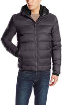 London Fog FOG by Men's Guilford Down Puffer Jacket