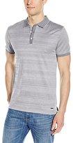 Calvin Klein Men's Premium Yarn-Dye Dou Shirt