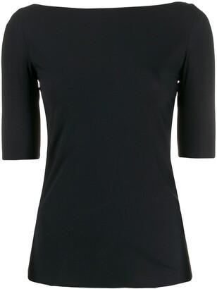 Filippa K slim fit boat neck T-shirt