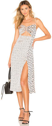 Privacy Please Venice Midi Dress