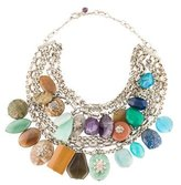 Stephen Dweck Multistone Chain Necklace