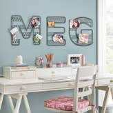 Pottery Barn Teen Wire Wall Letter, Black Iron, Y