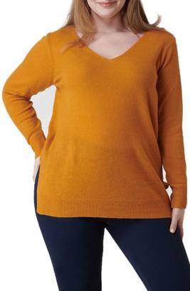 Marée Pour Toi Wool & Cashmere Sweater (Plus Size)