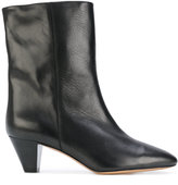 Isabel Marant Dyna boots - women - Calf Leather/Leather - 36