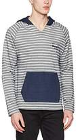 Bench Men's YD Stripe Sports Hoodie,S