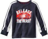 "Osh Kosh Boys 4-7 Release The Beast"" Tee"