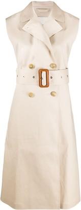 MACKINTOSH Melgarve sleeveless trench coat