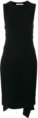Givenchy Open Back Tie Waist Dress
