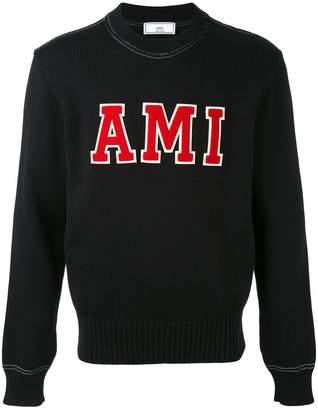 Ami Paris crewneck sweater
