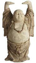 Pier 1 Imports Lava Stone Lucky Hotei Buddha