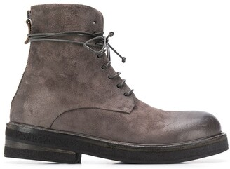 Marsèll distressed ankle boots