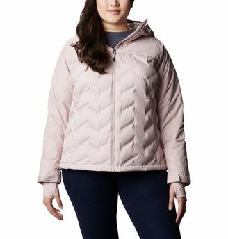 Columbia Women's Grand Trek Down Jacket Waterproof & Breathable