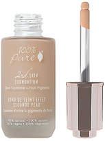 100% Pure 2nd Skin Foundation: Olive Squalene + Fruit Figments.