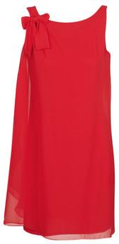 Naf Naf LAURIE NOEUD women's Dress in Red