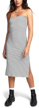 RVCA Steady Midi Tube Dress