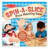 Melissa & Doug Toddler 'Spin-A-Slice' Pizza Matching Game