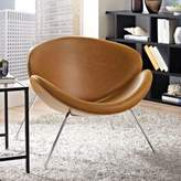 Modway Nutshell Chair in Tan