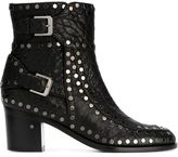 Laurence Dacade studded ankle boots - women - Lamb Skin/Leather/Metal (Other) - 38
