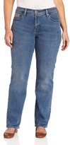 Levi's Women's Plus-Size 512 Straight Leg Jean