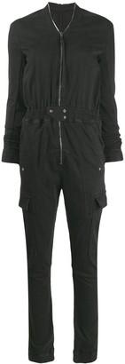 Rick Owens Workwear Jumpsuit