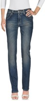 Carlo Chionna Denim pants - Item 42580408