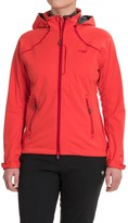 Outdoor Research Linchpin Hooded Jacket - Windstopper® (For Women)