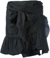 Isabel Marant Aurora mini skirt - women - Silk/Cotton/Polyamide - 36