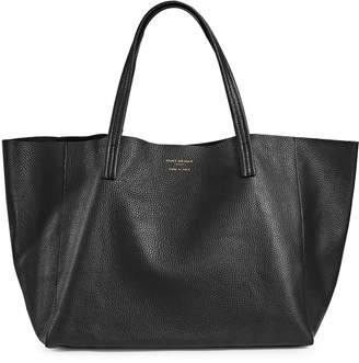 Kurt Geiger London Open-Top Leather Tote