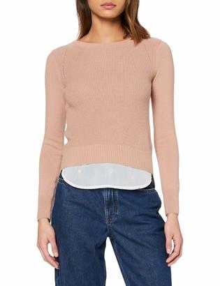 Mavi Jeans Women's Chiffon Detailed Sweater Cardigan