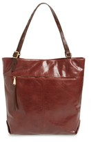 Hobo Lennon Leather Tote - Brown
