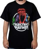 Mighty Fine Men's Muppets Electric Mayhem Shirt Black XL