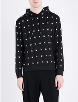 McQ by Alexander McQueen Swallow-print jersey hoody