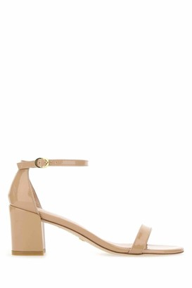 Stuart Weitzman Simple Ankle Strap Sandals