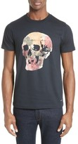 Paul Smith Men's Skull Print T-Shirt