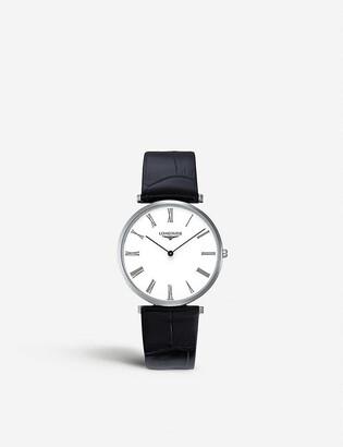 Longines L4.766.4.11.2 La Grande Classique watch
