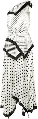 Altuzarra Petrel polka-dot print dress