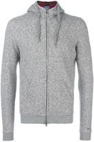 Woolrich zipped hoodie