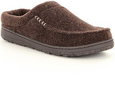 Roundtree & Yorke Wool Clog Slippers