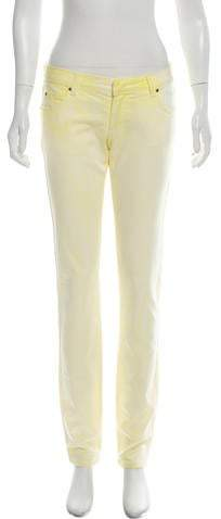 963ff9c9 Yellow Skinny Jeans For Women - ShopStyle