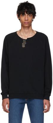 Givenchy Black Necklace Sweatshirt
