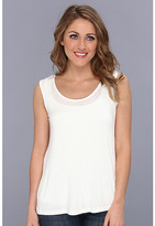 Miraclebody Jeans Tori Tank Top w/ Body-Shaping Inner Shell