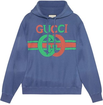 Gucci Sweatshirt with Interlocking G print