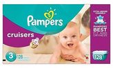 Pampers Cruisers Diapers Giant Pack (Select Size)