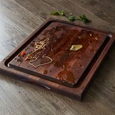 "John Boos & Co. Reversible Walnut Cutting Board with Juice Groove, 21"" x 17"" x 11⁄2"""